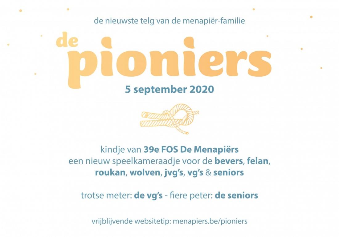 de-pioniers